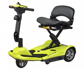 Heartway Easy Move S21A automatic folding mobility scooter (unfolded)