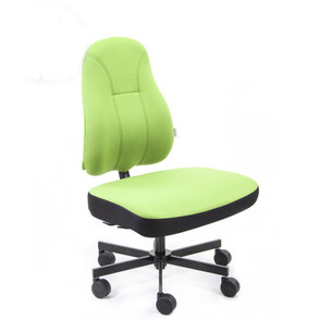 Therapod Bariatric Office Chair - shown without armrests