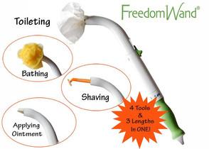 Freedom Wand; 4 tools