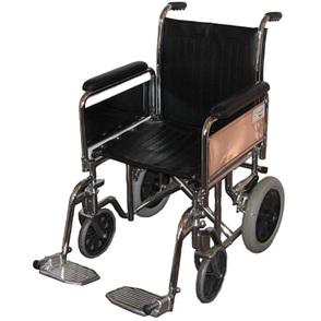 Wheelchair Man 46cm Transit Wheelchair (WCM2030)