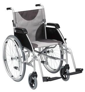 Drive Medical Ultralight Folding Manual Wheelchair