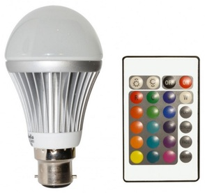 Mirabella LED GLS Colour Changing Globe