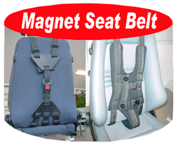 magnetic harness