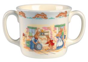 Childrens two handled Bunnykins Mug