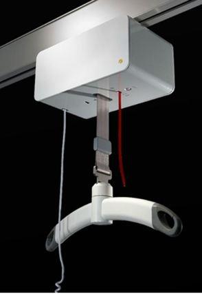 Guldmann GH3 Ceiling Hoist System - GH3 and GH3+