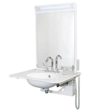 Astor Bannerman Height Adjustable Wash Basin