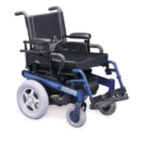 Invacare Torque SP powered wheelchair