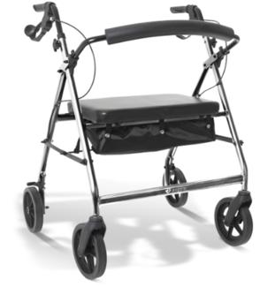 Aspire XL Seat Walker / Rollator