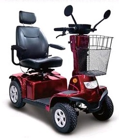 Outback Mobility Scooter