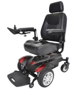 Drive Medical Titan Powerchair