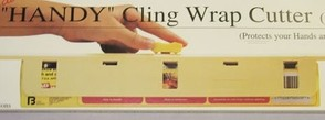 Handy Cling Wrap Cutter