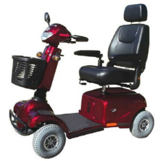 Merits Eclipse 11 Four Wheel Scooter