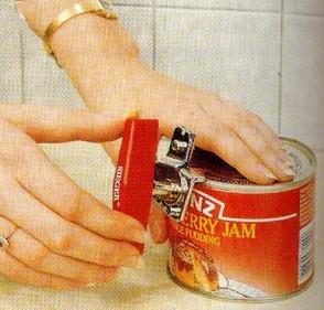 Sieger Boy Hand Held Can Opener - H5166