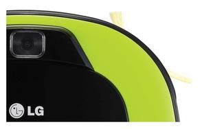 LG Roboking Robotic Vacuum Cleaner bristles