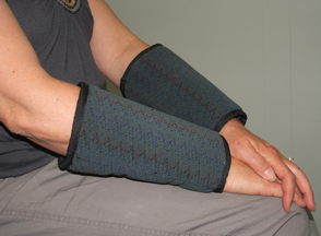 Forearm Protectors - padded