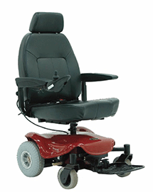 PR17444 Shoprider Streamer Powered Wheelchair