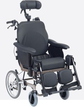 Drive Medical ID Soft Tilt in Space Wheelchair