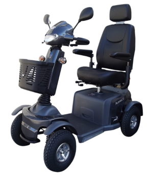 Merits Aurora S2 Scooter - Grey