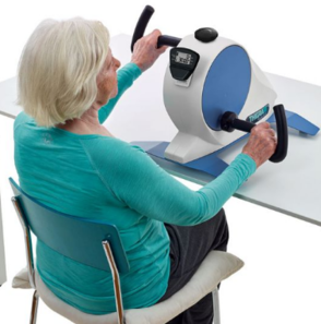 Thera-Trainer Mobi - use as arm exerciser