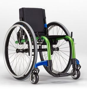 Little Wave Clik Manual Wheelchair