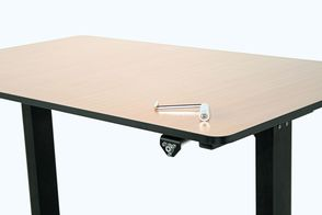 CAP Hand Wound Tables with crank handle