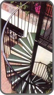 Floorsafe Rubber Stair Treads