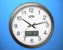Jadco Analogue Calendar Clock 2550