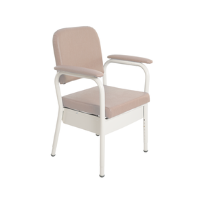 Aspire Deluxe Bedside Commode