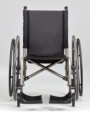 Ki Catalyst 5Ti manual wheelchair - front view
