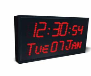 Digital Calender Clock