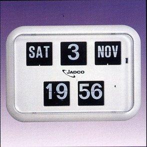 Jadco Digital Calendar Clock