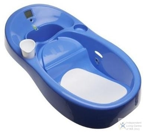 4Moms Cleanwater Infant Tub with Digital Thermometer