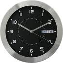 Equity Day/Date Wall Clock