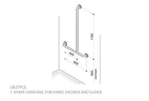 Aqua Concepts Grab Rail Range