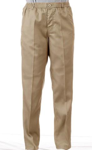 Mens pants front