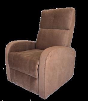 RedGum Dual Motor Lift Chair - mocha colour