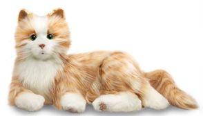 Hasbro Joy for All Companion Pets - Ginger tabby cat