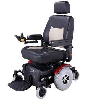 Merits Maverick 12 Powered Wheelchair