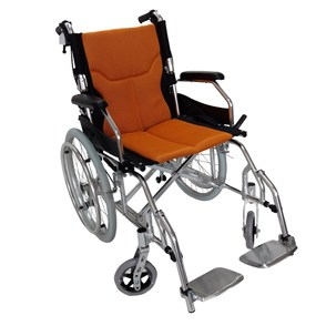 WM2010WCM Lightweight Aluminium Self Propelling Wheelchair