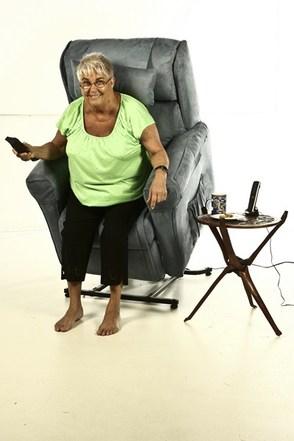 Infinity Adjust Chair Tilt Position