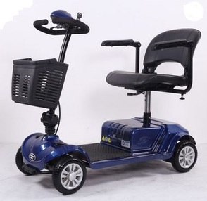 Boomer Lite 4 Wheel Scooter