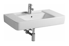 Renova Plan Wash Basin 850 With Centre Bowl