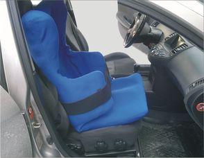 Stabilo Comfortable Plus - in car seat
