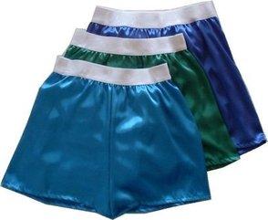 Eenee Designs Satin Boxer Shorts