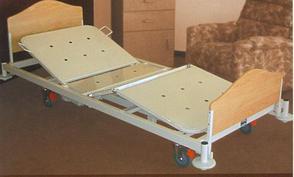PR04472 Alrick Classic Series Hi Low Hospital Bed