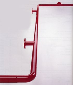 Inda Handrail For Corridors And Stairs