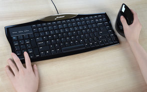 Evoluent Reduced Reach Keyboard