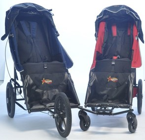 Adaptive Star Axiom Improv Stroller