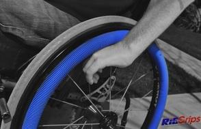 RibGrips Wheelchair Handrims