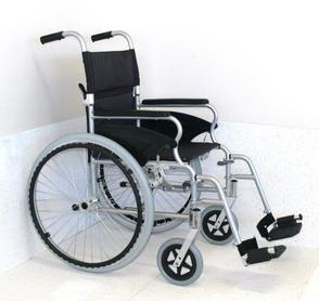 Crystal Lightweight Aluminium Wheelchair